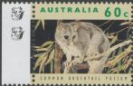 AUSTRALIA Reprint SG1365 60c Common Bushtail Possum - 2 Koalas
